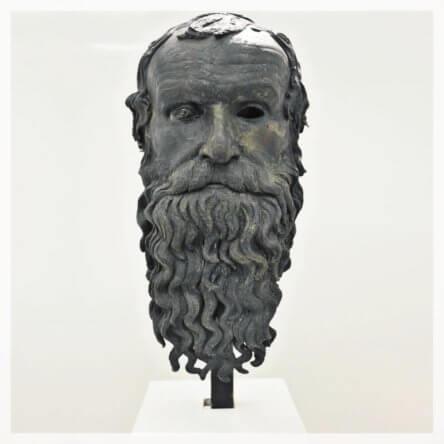 Il progetto di restauro della Testa del Filosofo sale sul podio del Concorso Art Bonus