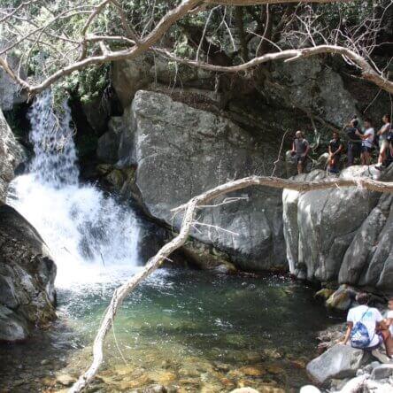 Il Parco fluviale del Vergari, un percorso di trekking tra natura e storia