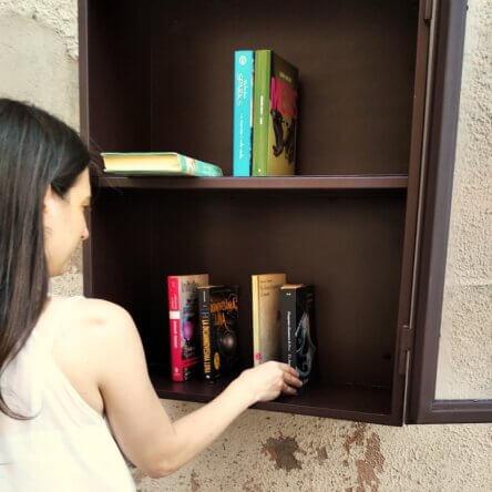 "Saracena, arriva la prima ""Little Free Library"""
