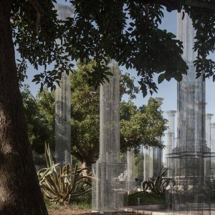 (Ita) Edoardo Tresoldi presenta OPERA, installazione permanente a Reggio Calabria