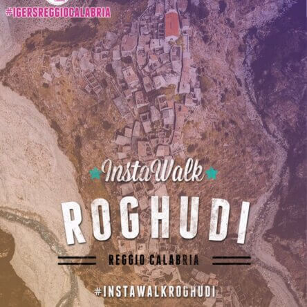 (Ita) A Roghudi vecchio un esclusivo instawalk storico culturale