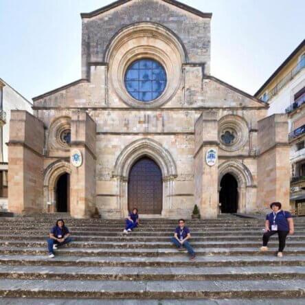 (Ita) Arriva in Calabria il progetto Muvis, il Museo in Classe. Alla scoperta della nostra storia tra arte, archeologia e cultura
