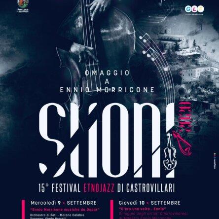 """(Ita) XV edizione di """"SUONI"""" Festival Etno Jazz a Castrovillari"""