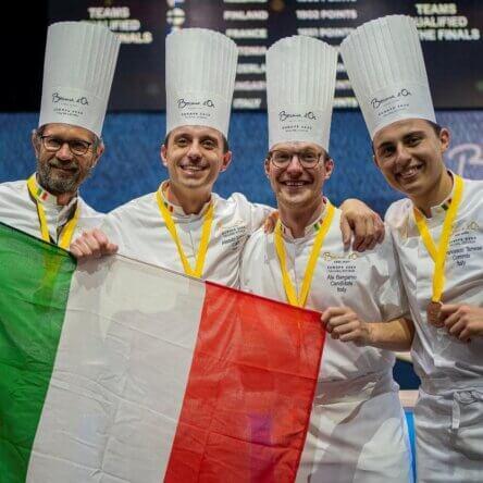 Lorenzo Alessio, lo chef calabrese che porta l'Italia alla finale mondiale del Bocuse d'Or 2021 di Lione