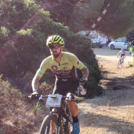 Successo calabrese alla finale del campionato italiano Marathon. L'atleta dell'AsdRolling Bike, Tony Vigoroso conquista il terzo podio