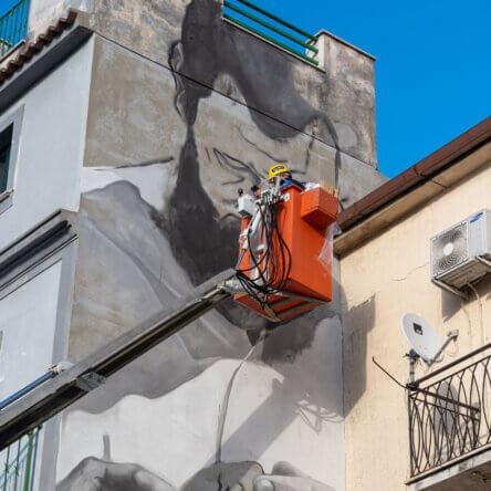 LAOS festival di arte urbana – Operazione Street Art a Santa Maria del Cedro (CS)