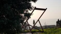 sedia sdraio gigante parco ecolandia