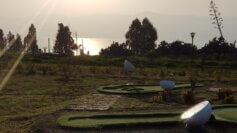 mini golf parco ecolandia