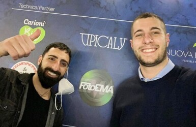 Riccardo Magarò a Sanremo con tipicaly