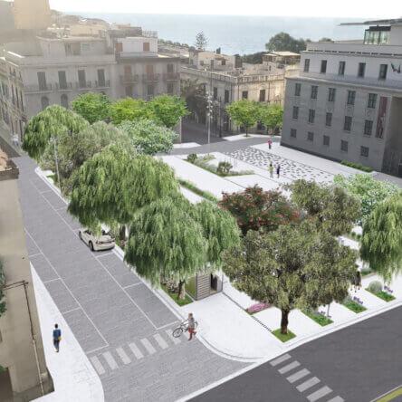 L'Associazione Diagonal interviene sul dibattito sul nuovo progetto di risistemazione della Piazza De Nava a Reggio Calabria