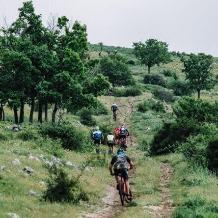 Mountain bike e canoa protagonisti sul Pollino domenica 20 giugno