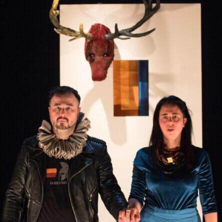Il ritorno di Teresa Timpano e Scena Nuda al Festival di Spoleto ai microfoni di Yes Calabria