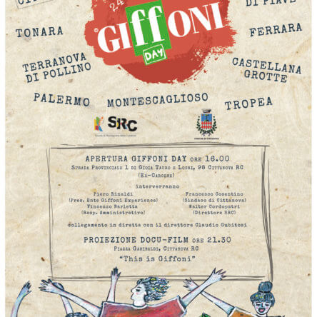 La SRC festeggia il Giffoni Day