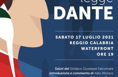 Reggio Calabria legge Dante