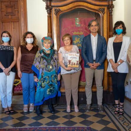 Il sindaco Falcomatà incontra le ambasciatrici di pace nel mondo Maria Gabriella Mieli e Miriam Jaskierowicz Arman