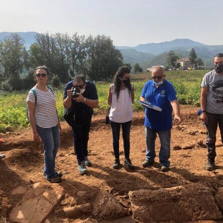 Laino Borgo | si conclude la seconda campagna di scavi: scoperto vasto abitato