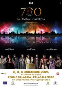 Divina Commedia - locandina