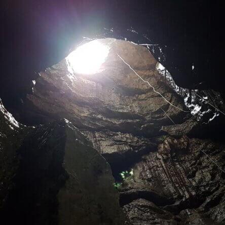 Il Buco, dalle grotte al red carpet di Venezia: Yes Calabria incontra lo speleologo Giovanni Gurrieri